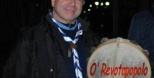 """Giuseppe D'Ambrosio è il nuovo presidente del gruppo """"O' Revotapopolo"""""""