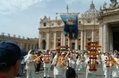 Udienza Papa Giovanni Paolo II